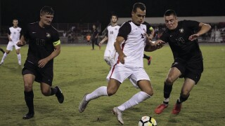 SDSU loses home opener, 2-1, against Army