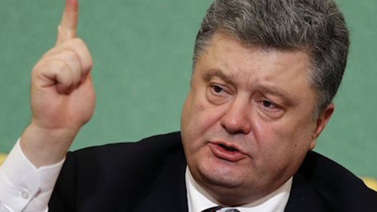 Ukraine leader embroiled in offshore controversy