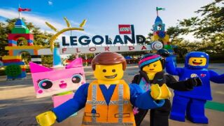 Legoland offering free admission for veterans during month of November