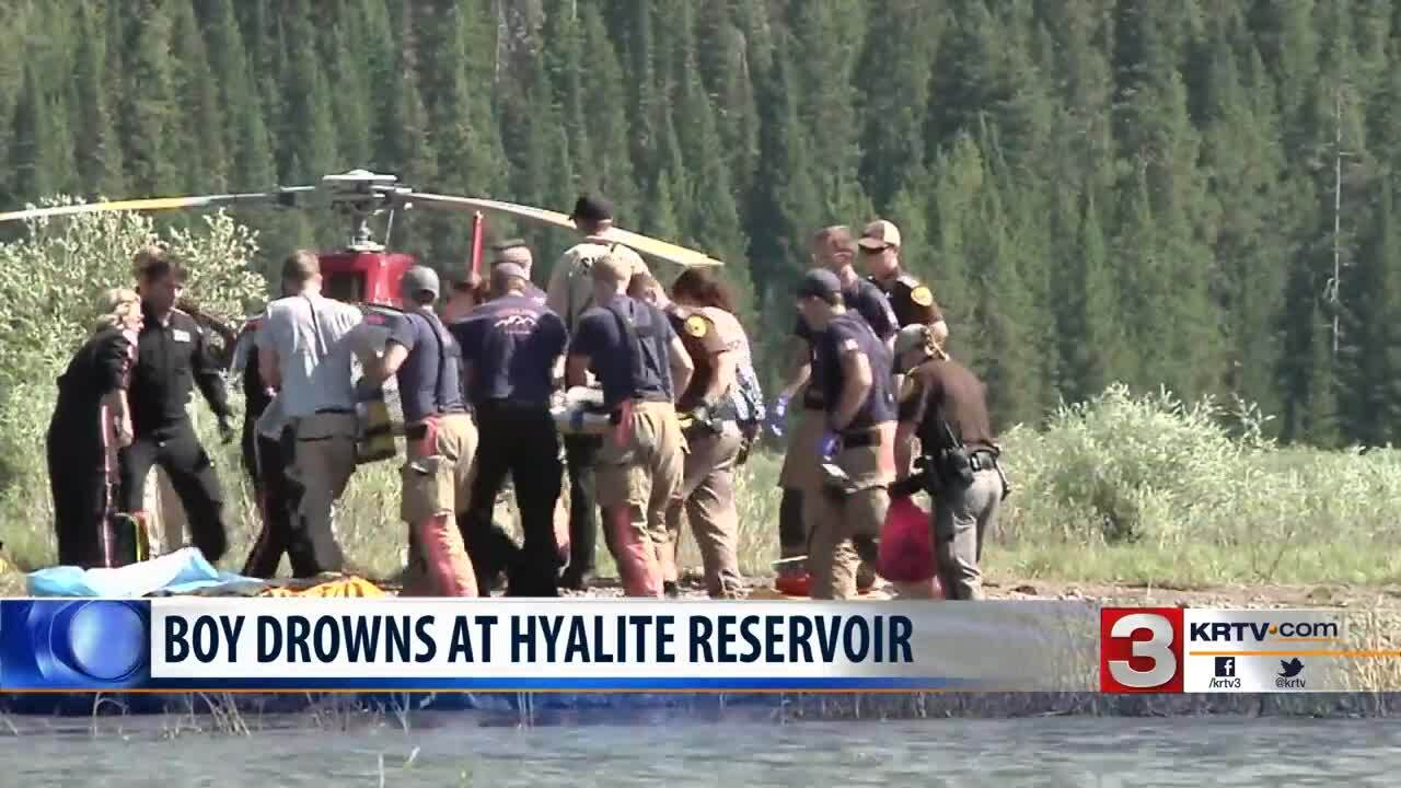Child drowns in Gallatin County