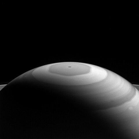Last photos of Saturn and its moons from NASA spacecraft Cassini