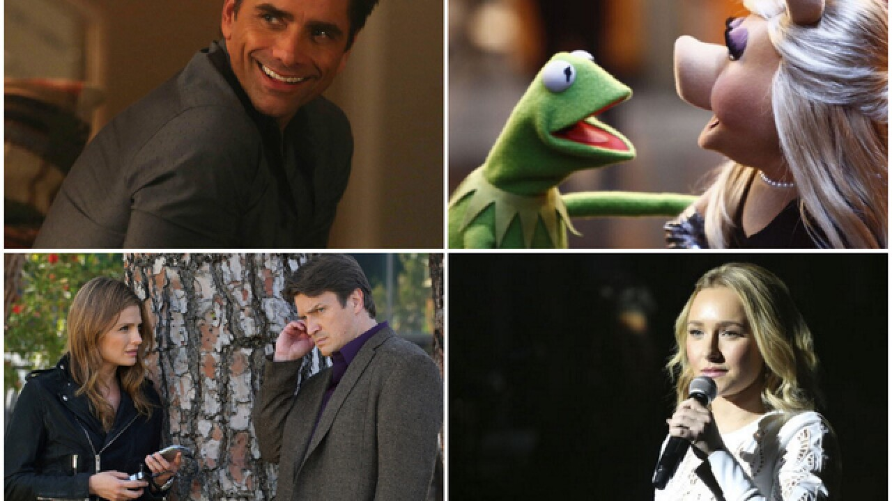 Photos: TV shows canceled in 2015-2016 season