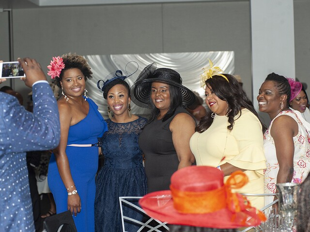 Queen City Derby Party 2018