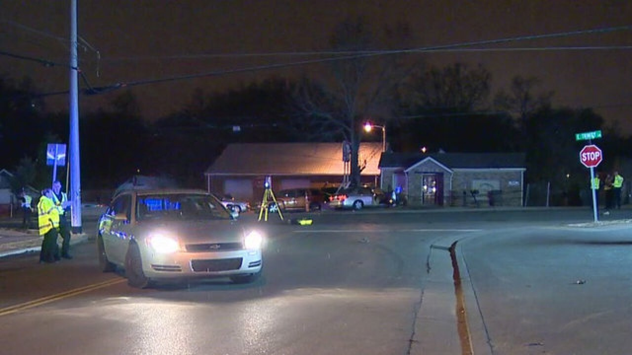 Pedestrian Hit, Killed In East Nashville