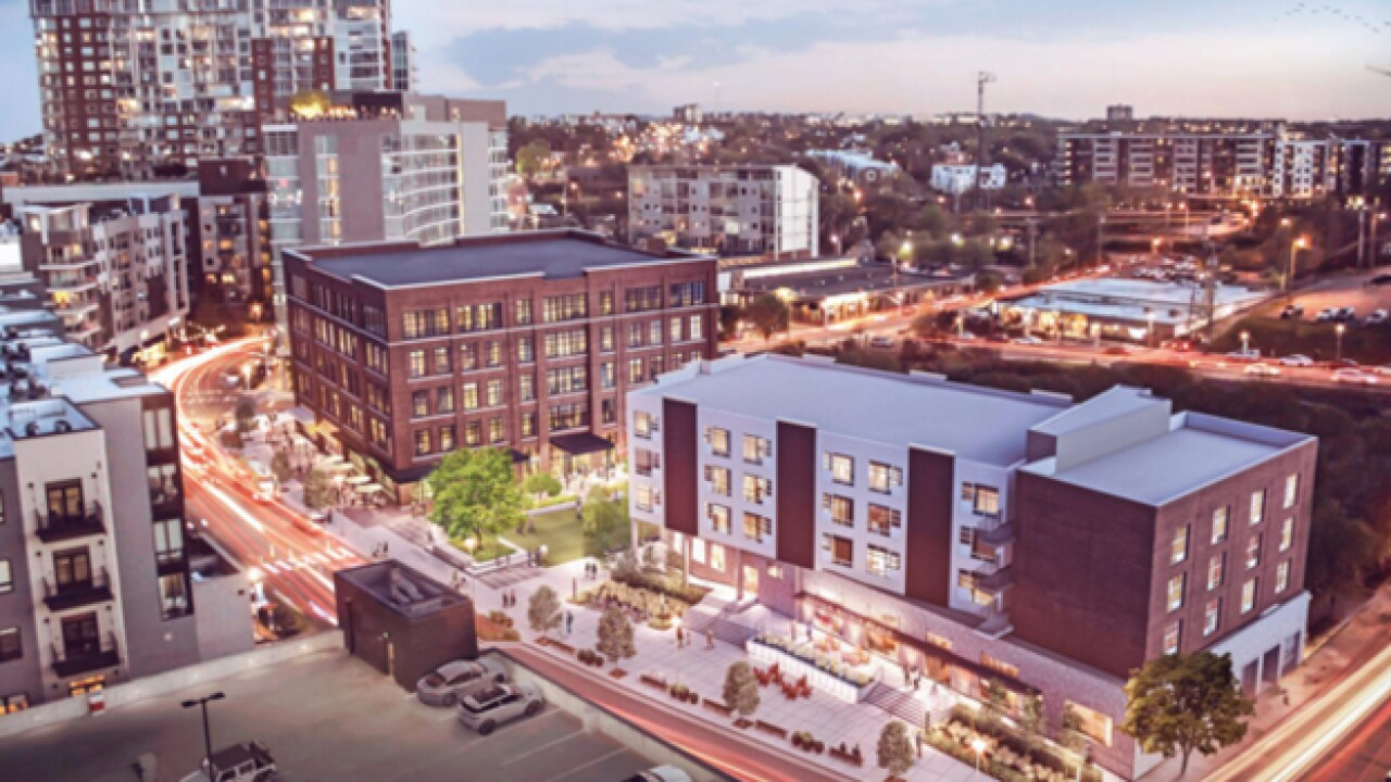 Multi-Use Development and Noble Park To Be Built In The Gulch