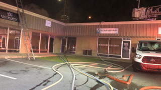 E-scooter charging station sparks fire near Tallahassee shopping plaza