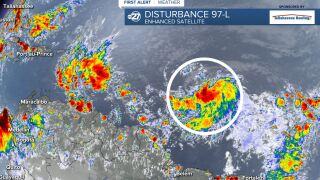 Tropical disturbance 97-L