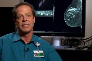 Dr. Michael Stewart talks about a new tool in Missoula to detect breast cancer