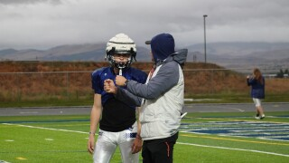 East Helena Football readies for step up to varsity level