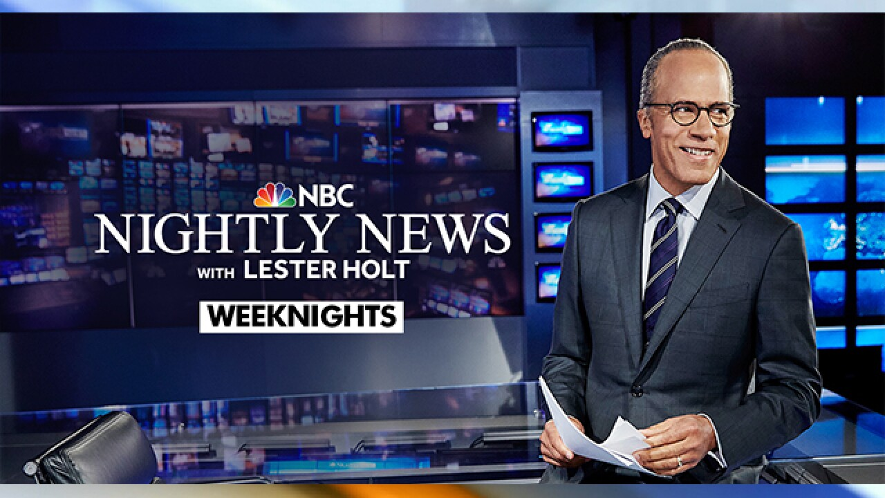 Nbc Nightly News Anchor Lester Holt To Visit Kansas City During Across America Tour