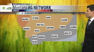 Montana Ag Network Weather: May 24th