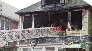Queens house fire in Elmhurst