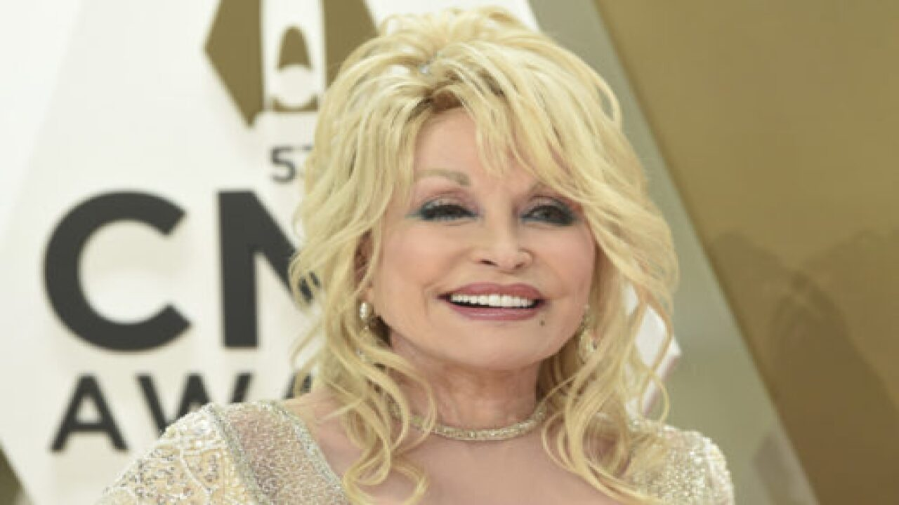 You Can Now Buy Dolly Parton-Inspired Ice Cream