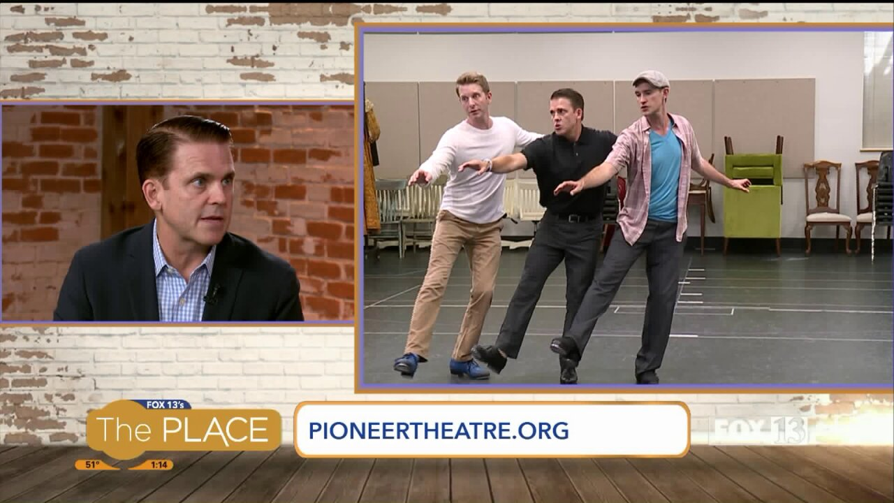 "We talk with the star and original creator of ""Cagney"" at Pioneer Theatre Company"