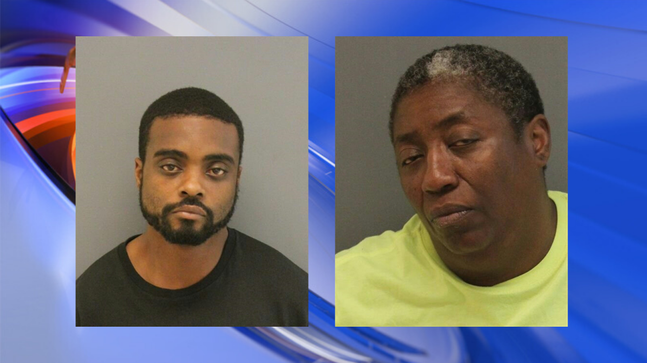 2 people arrested after ammunition, possible drugs found during Newport News traffic stop