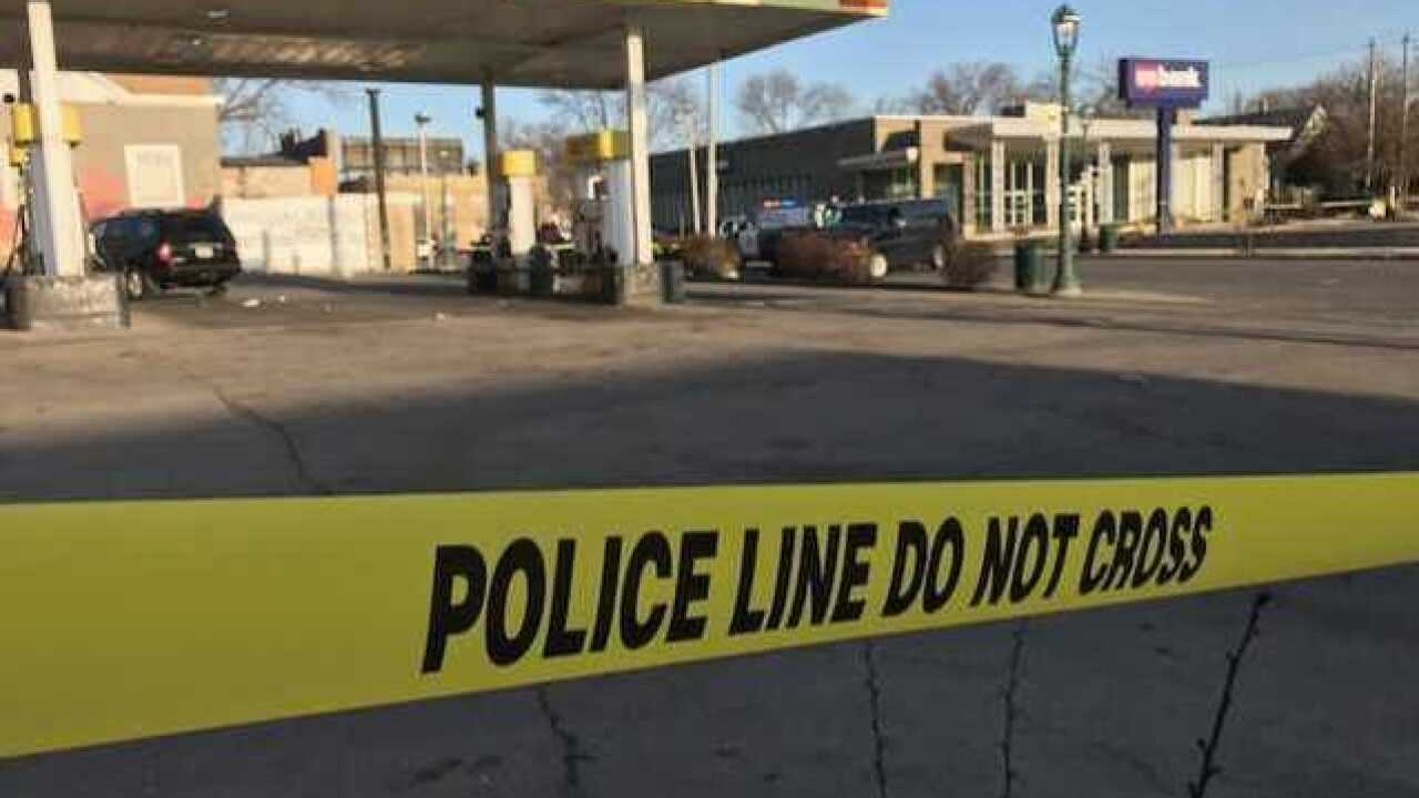 Medical Examiner called to gas station shooting