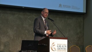 Montana Ag Network: Weather, trade dominate grain growers' convention