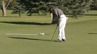 AA State Golf: Billings West and Bella Johnson pace girls; Gallatin and the Verge Twins lead boys