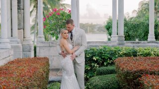 J.J. Watt ties the knot