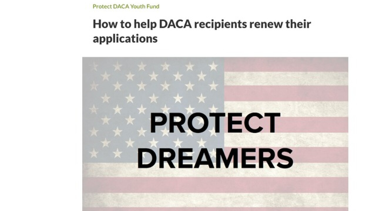 GoFundMe, FWD.us partner to help Dreamers pay DACA renewal application fee
