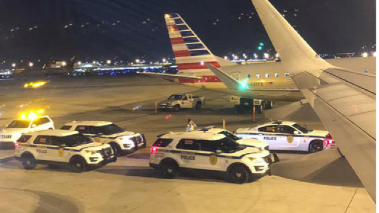 Passengers evacuated from Mexico City-bound plane for 'security concern': PD