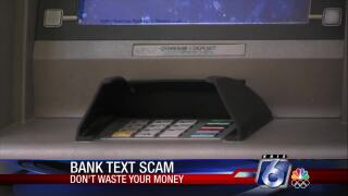 """DWYM: Beware if you get a """"smishing"""" email from a source to be your bank"""