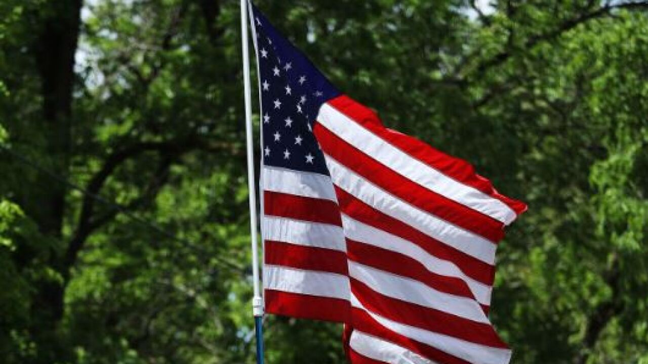 Governor orders flags flown at half-staff on Memorial Day