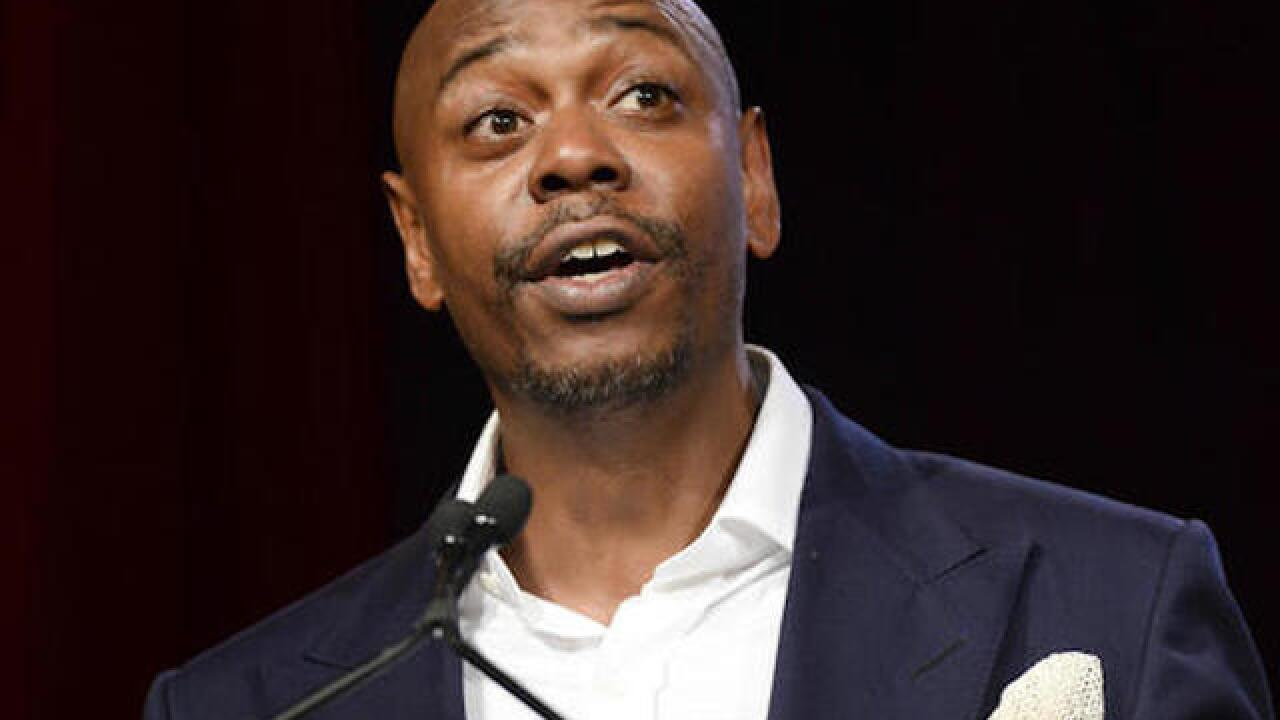 Surprise! Dave Chappelle is performing two shows in Denver tonight