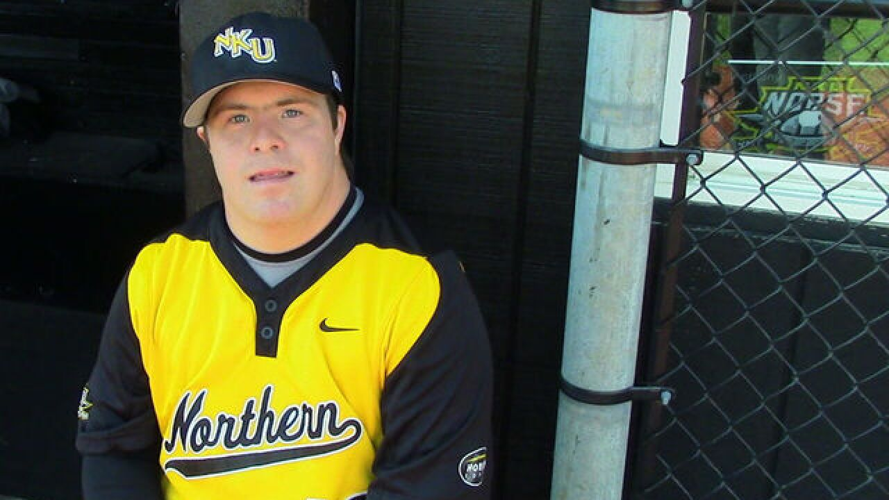 'Mav' is more to NKU baseball than just a batboy