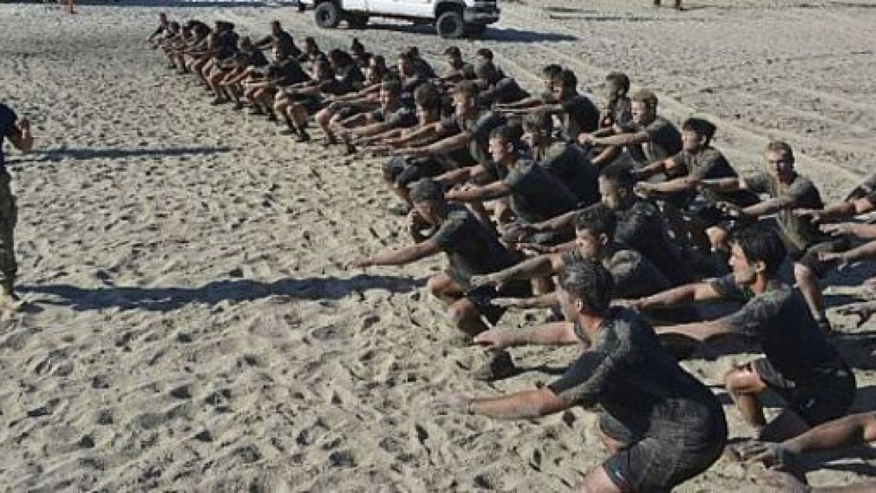 Coronado-based Navy SEAL under investigation for alleged work as
