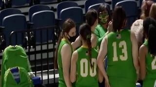 Bishop falls in girl's state semi-final 78-41
