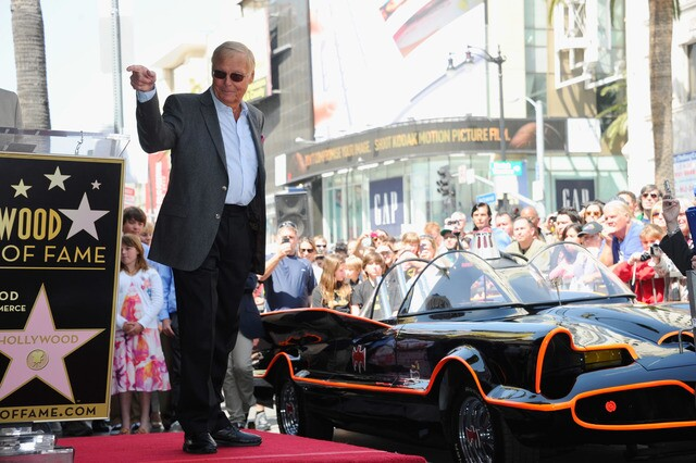 Gallery: Adam West dies at 88