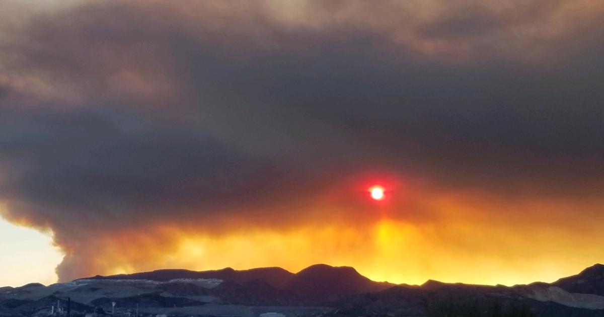 5 maps to visualize destruction of Arizona's 2019 fire season