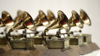 Music Grammys Womens Study