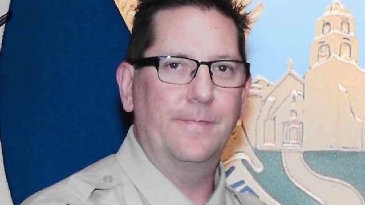 California bar shooting: Sergeant killed was set to retire soon