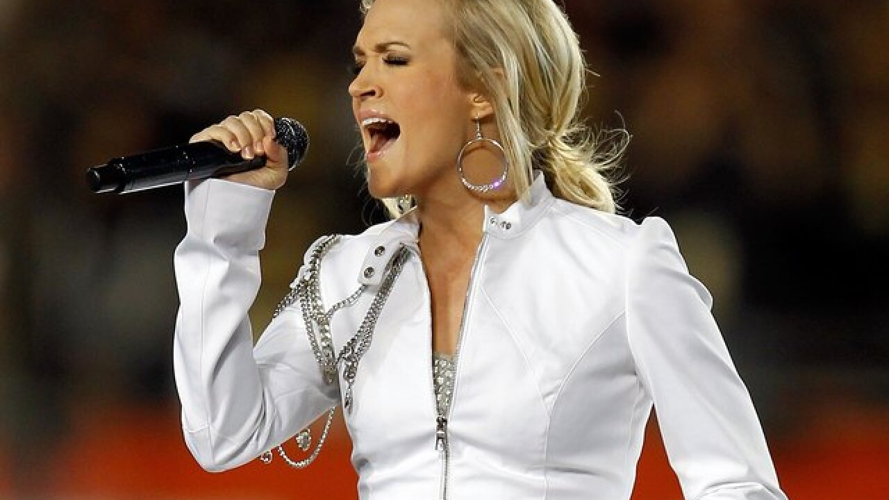 Carrie Underwood to perform at Fiserv Forum