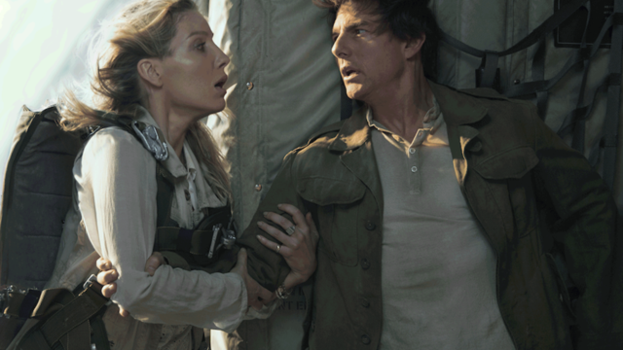 Movie review: Tom Cruise in 'The Mummy'