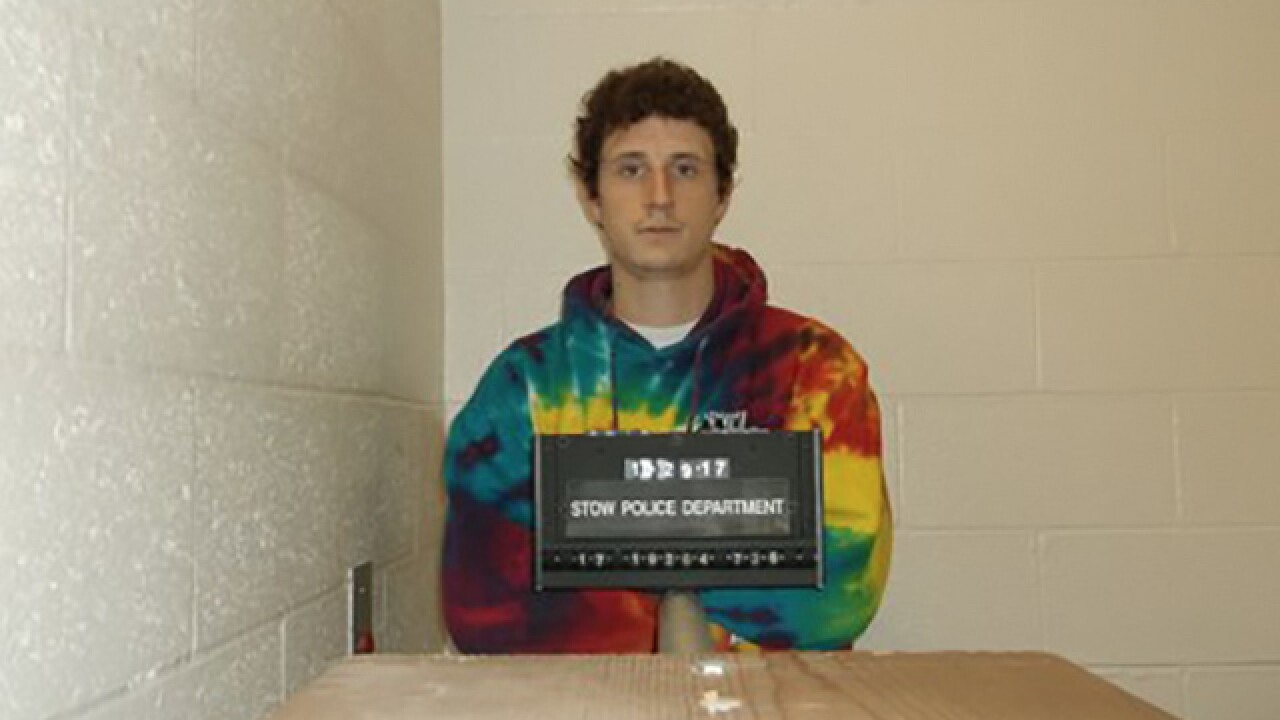 Stow man arrested for murdering his mother