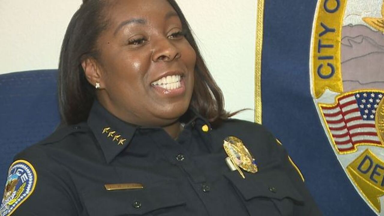 Henderson chief outlines plan a year into job
