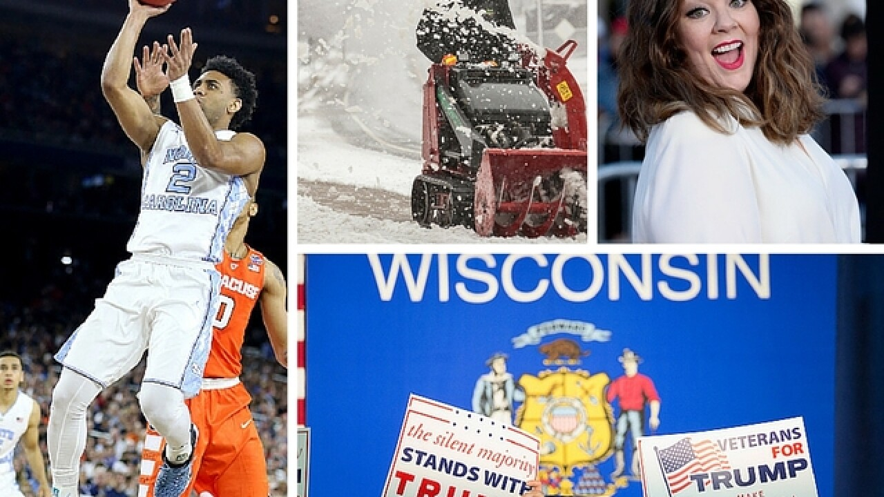 The Week Ahead: Candidates campaign in Wisconsin