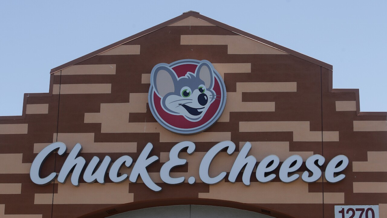 Chuck E. Cheese wants to destroy 7 billion prize tickets