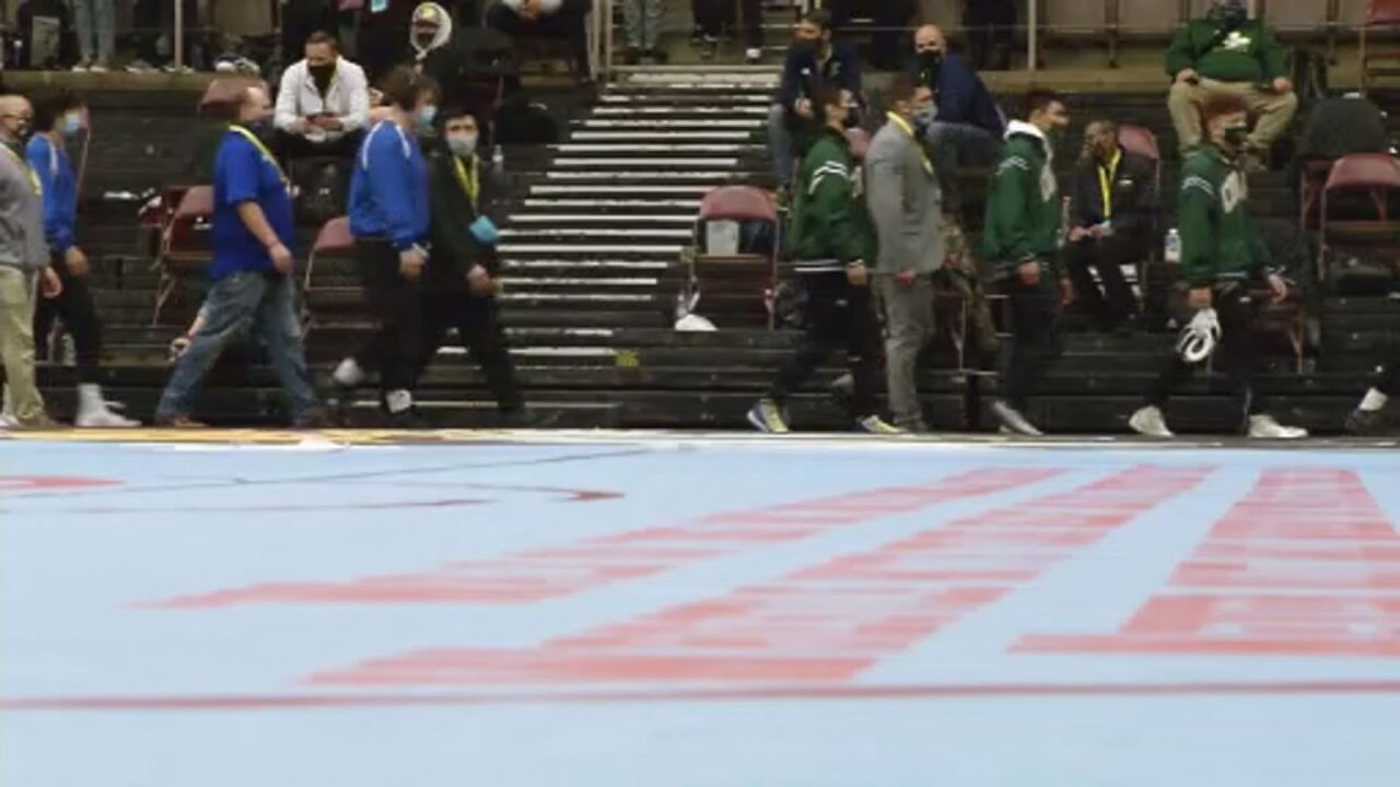 Athletes of the Week: CHSAA state wrestling champions