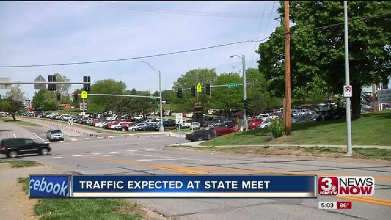 Large crowds expected at state track meet