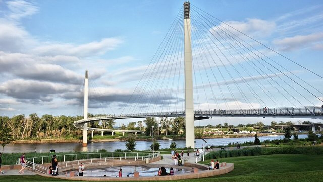 Safety inspections finish at Bob Kerrey pedestrian bridge
