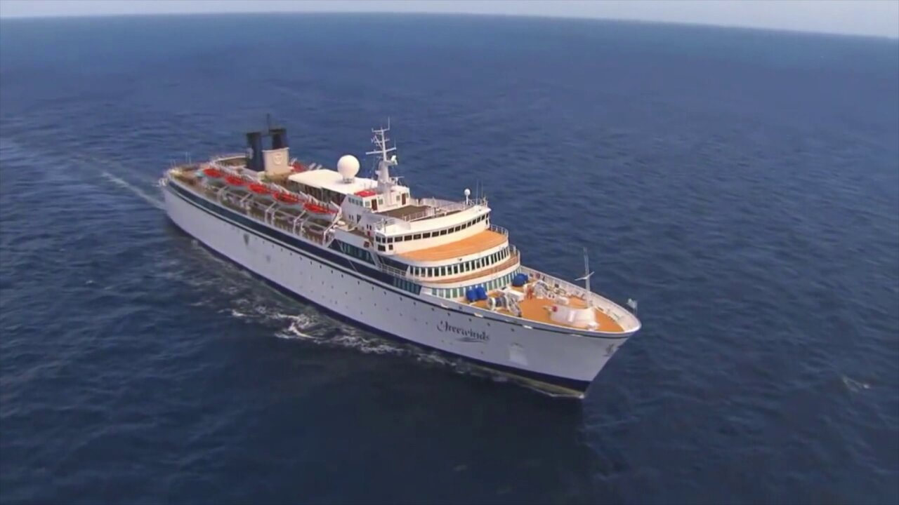 Cruise ship quarantined over measles reportedly owned by the Church of Scientology