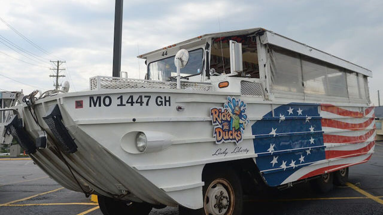 Operators of duck boat that sank, killed 17 are citing law from the 1850s to limit their liability