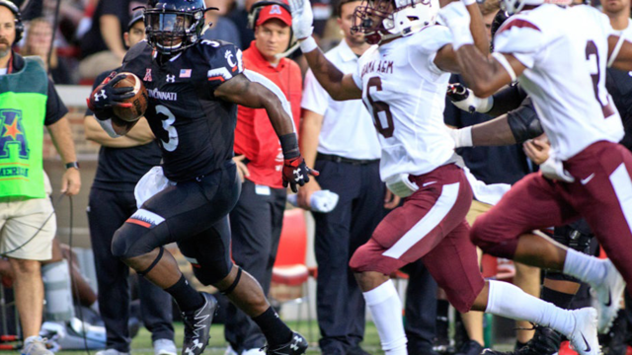 Broo View: FBS teams like the UC Bearcats should limit the number of FCS matchups