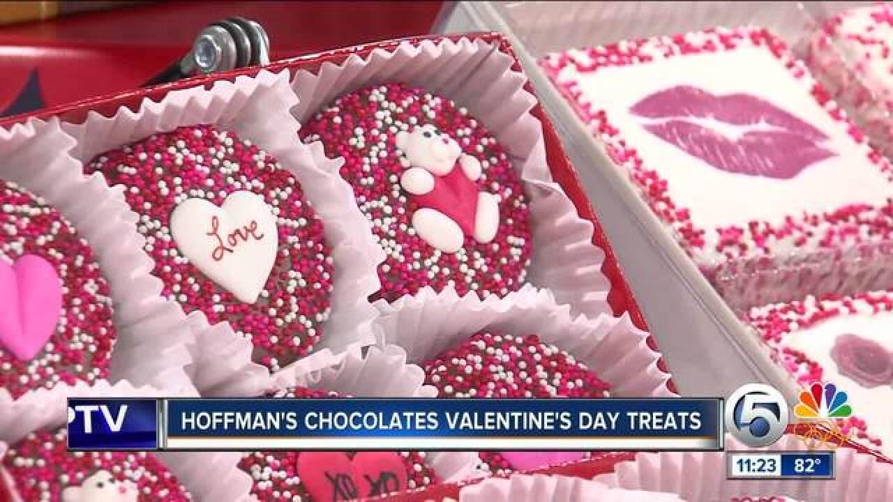 Hoffman's Chocolates offers tasty Valentine's Day treat