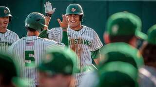 Cal Poly baseball earns seventh straight win over UCSB with 5-3 decision