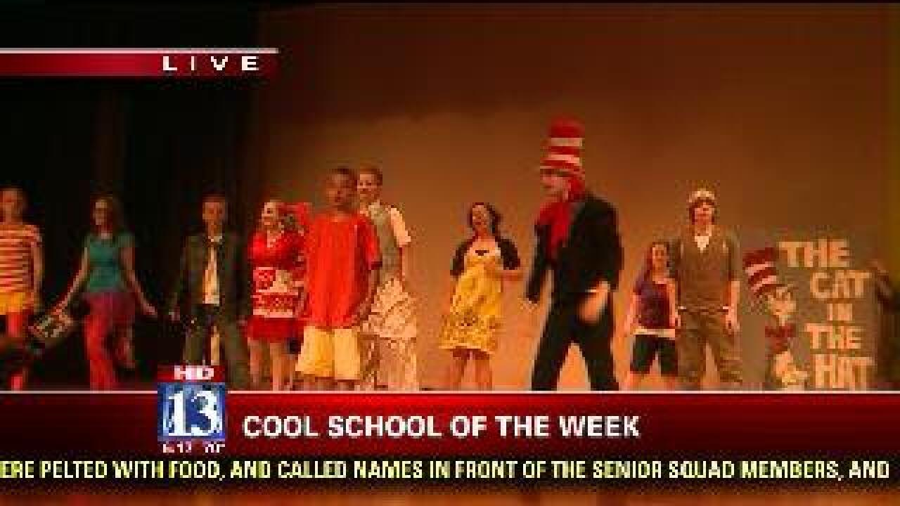 Performance from 'Seusical the Musical'
